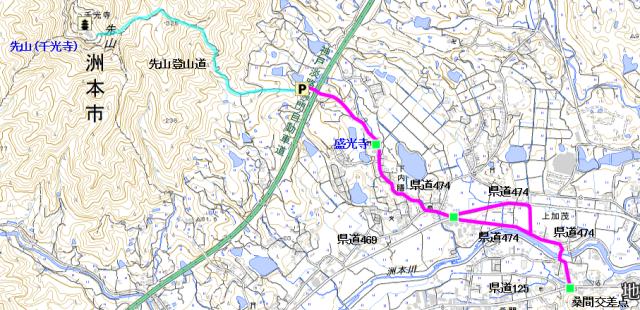 地図 先山登山道.png